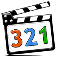 Media Player Classic 64 bit Home Cinema logo K lite Codec Pack