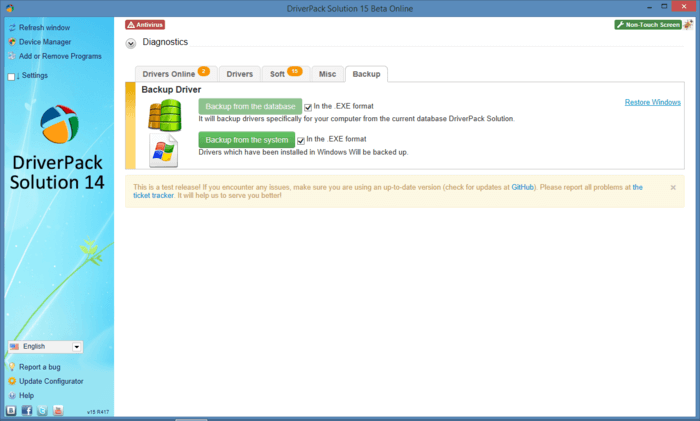 driver pack 2014 free  utorrent software