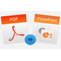 PDF to powerpoint conveter software