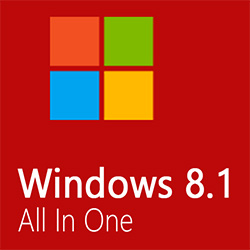 Microsoft Windows 81 All In One ISO Free Download