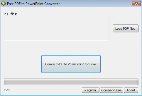 Free PDF to PPT conveter free download
