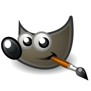 the gimp logo icon