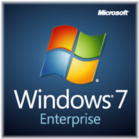 windows 7 Enterprise ISO DVD BOX