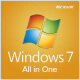 Windows 7 All In One ISO DVD Box