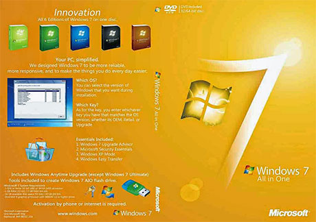 windows 7 all in one preactivated