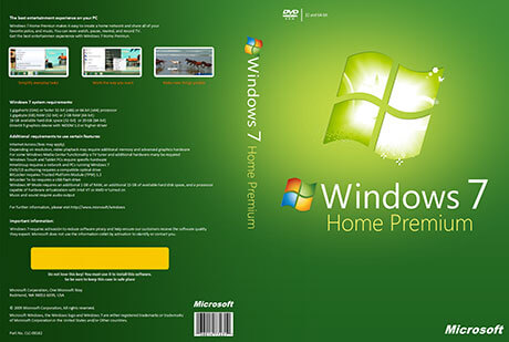WINDOWS 7 64 BIT