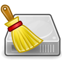 Disc Cleanup software by Softdd