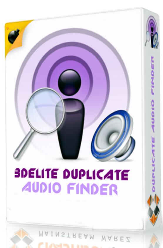3delite duplicate audio finder free download
