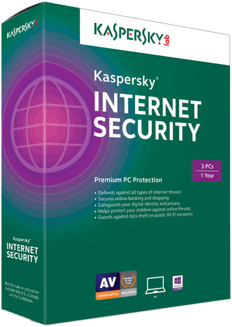 Kaspersky Internet Security 2016 Free Download For Windows ...