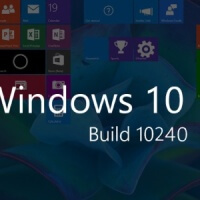 Windows 10 Pro Build 10240 Official ISO Download