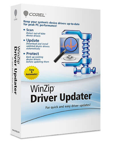 WinZip Drive Updater software download free