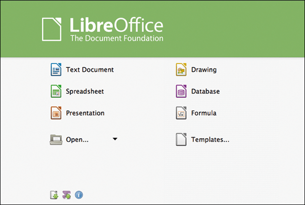Libreoffice free download v5 0 1 open source office - Download open office calc for windows ...