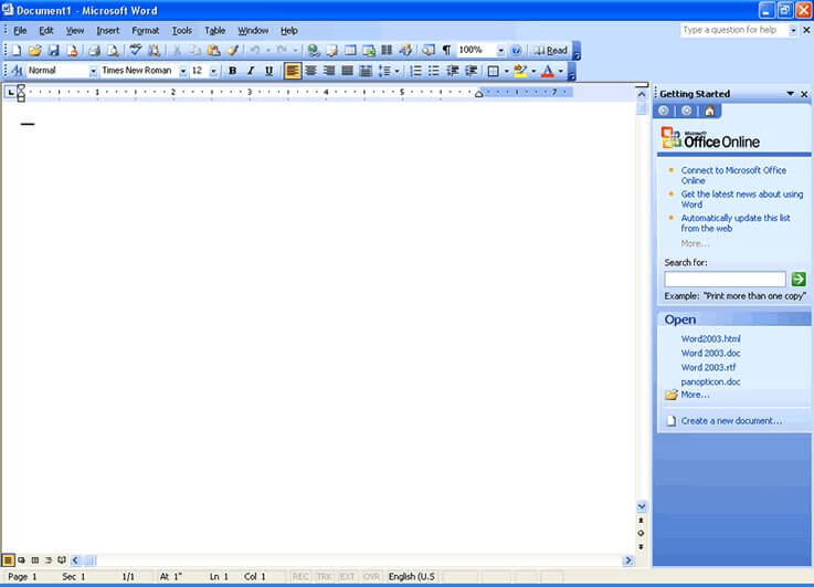 text recovery converter free download ms word 2003