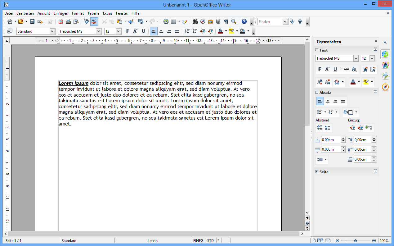 openoffice free download for windows 7  u0026 10