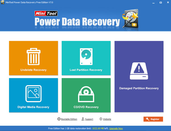 Minitools Power Data Recovery