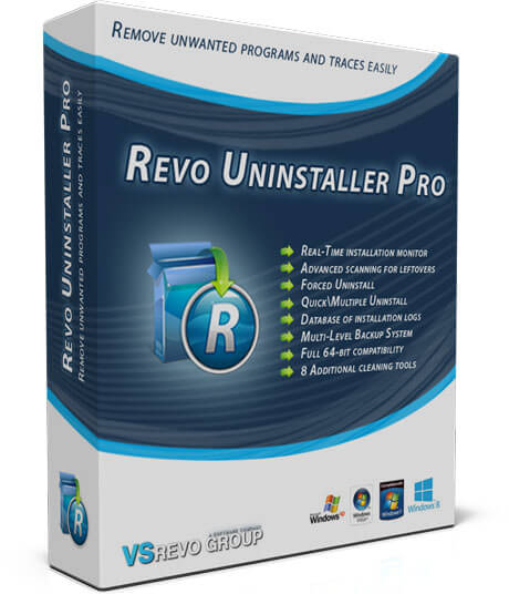 Download Revo uninstaller Portable