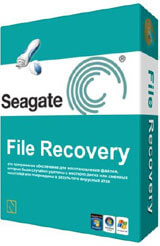 Seagate File Recovery box