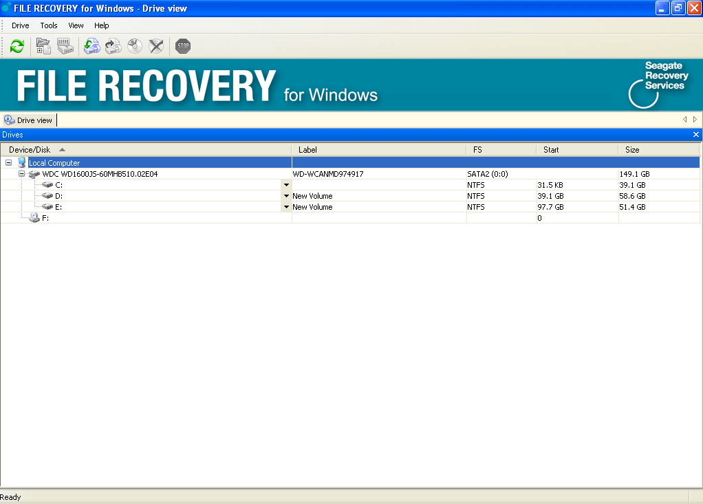 Seagate File Recovery Free Download For Windows & Mac ...