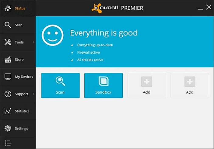 Avast Premiere Antivirus 2016 Final Free Download - Softlay