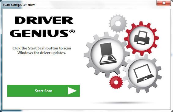 Scan Driver Genius V15