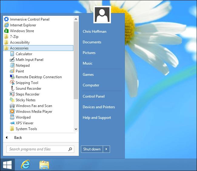 WatFile.com Download Free Iobit Start Menu 8 Free Download - Classic Start Menu - Softlay