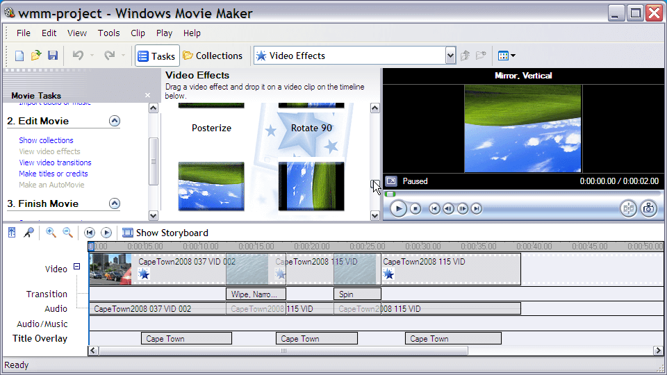 Microsoft Windows Movie Maker Latest Version