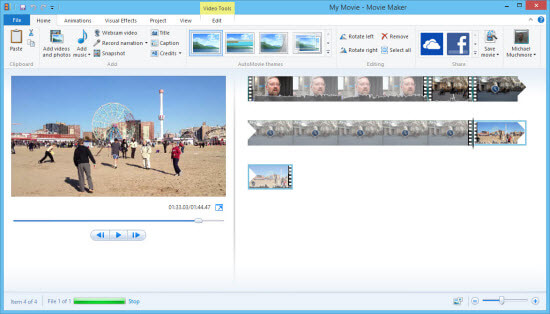 Microsoft Windows Movie Maker 2012 Free Download - Softlay