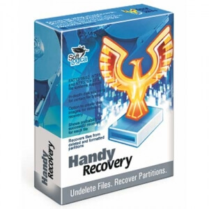 Handy Recovery 5.5 Box