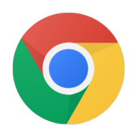 Google Chrome browser icon