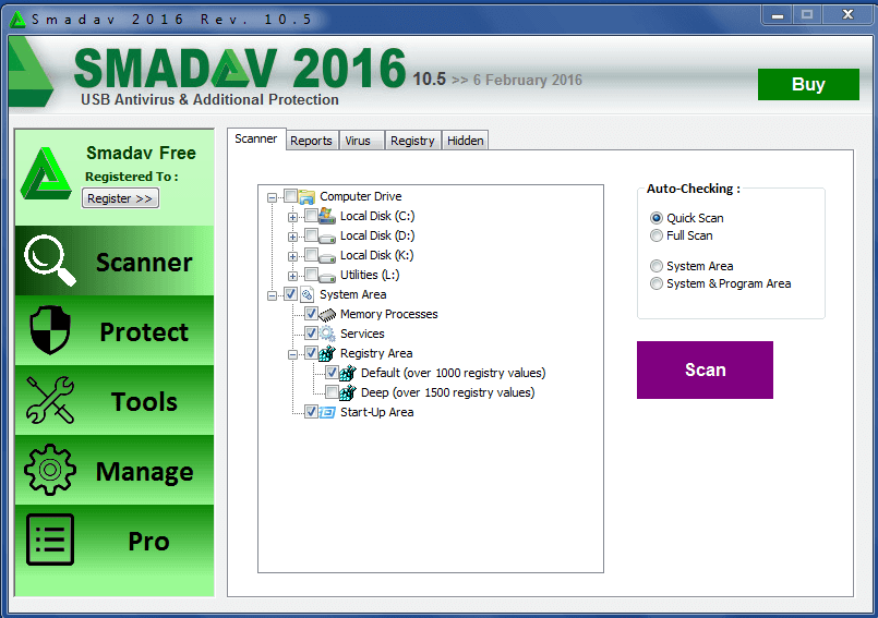 Smadav 2016 Antivirus Free Download ( terbaru) - Softlay