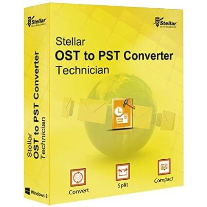 Stellar OST2Pst Converter