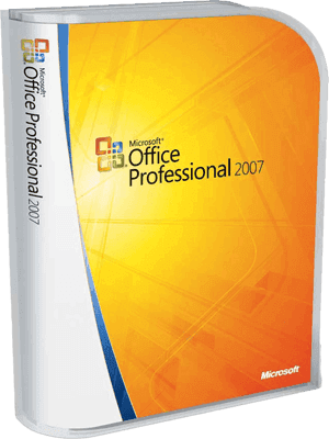 Microsoft Office 2007 Professional торрент