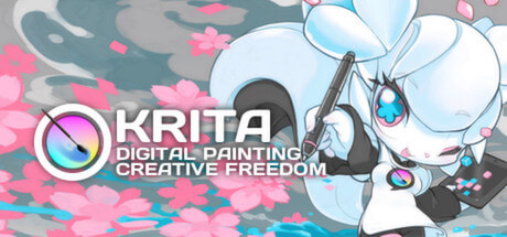 Krita Digital Painting software