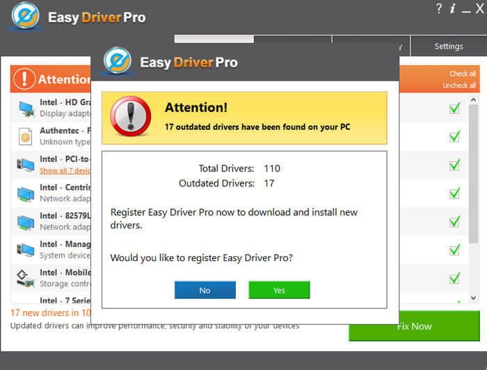 should i download the aw2518h drivers