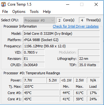 10 best cpu temp monitor software 2018 for windows/mac computer.