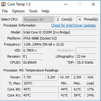 Computer core Temp - CPU Temp Download