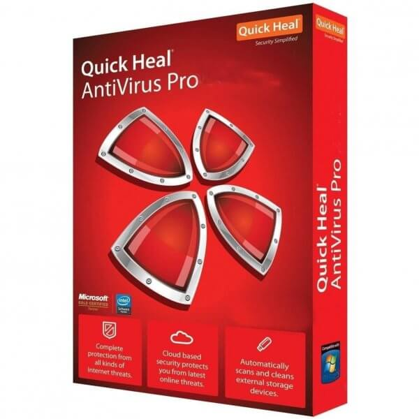 Quick Heal Pro 2016 Donwload coverbox