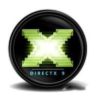 DirectX 9.0 C Download Logo