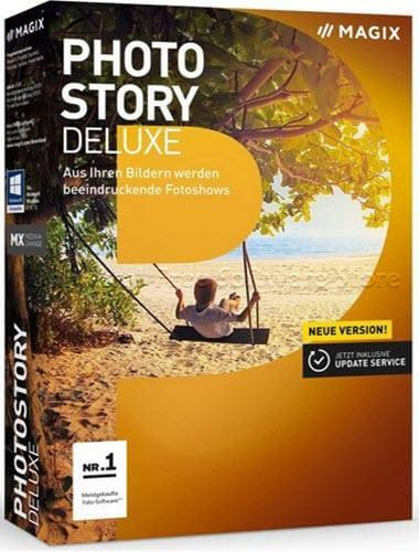 Magix Photostory deluxe v16
