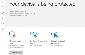 windows 10 defender how to turn off