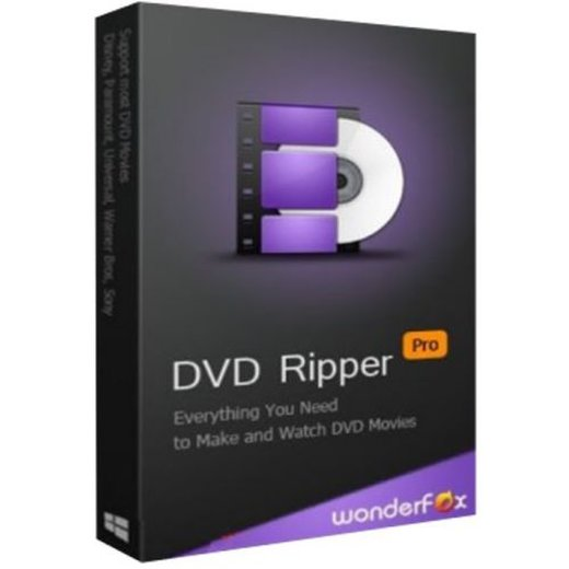 WonderFox DVD Ripper Pro Free Download