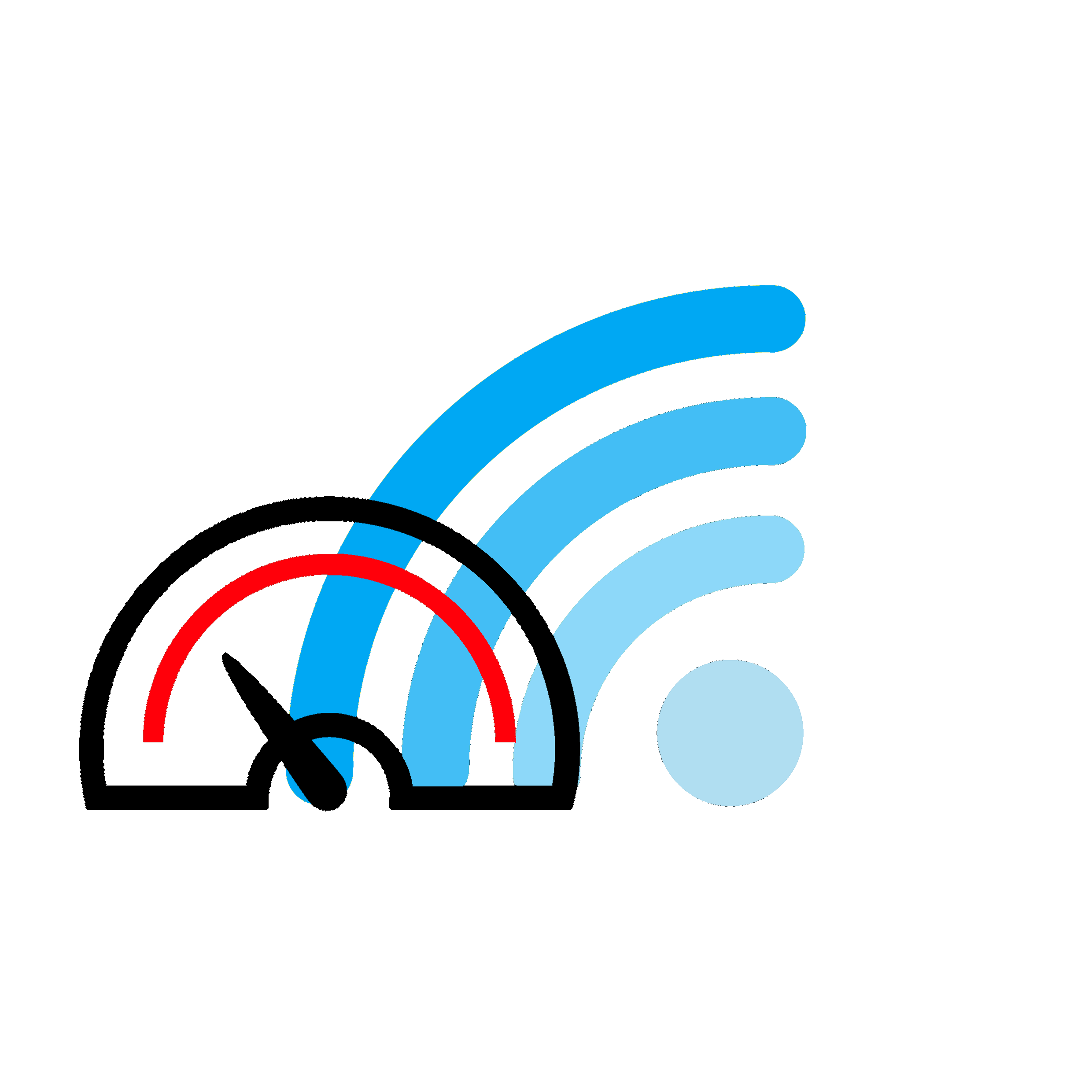 windows 10 metered connection - meter wifi logo