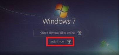 pgrade Windows Vista to Windows 7-install guide