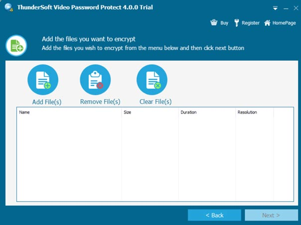 Video Password Protect